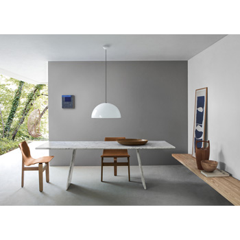 Asolo Dining Table - Rectilinear