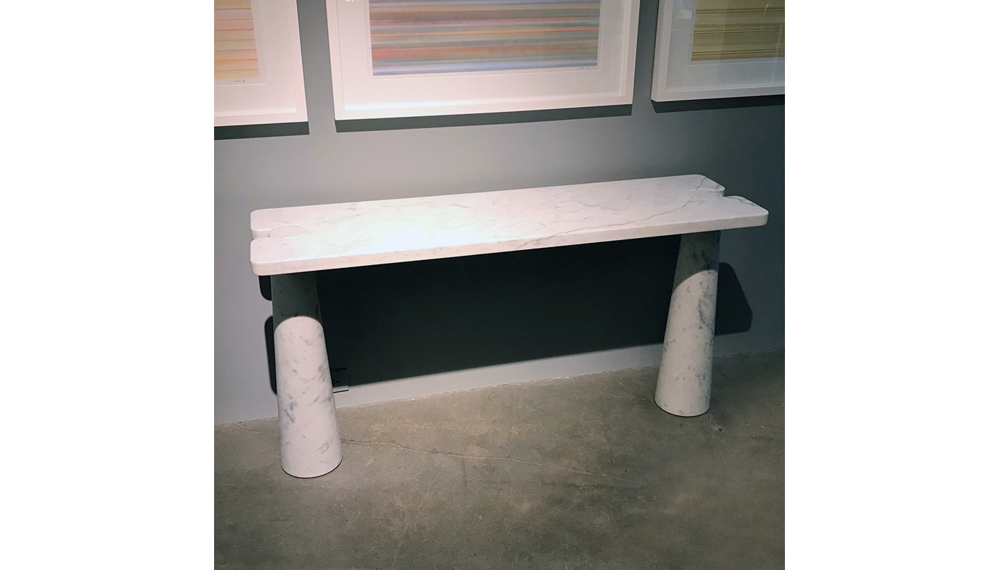 Eros Console Table - In Our Showroom