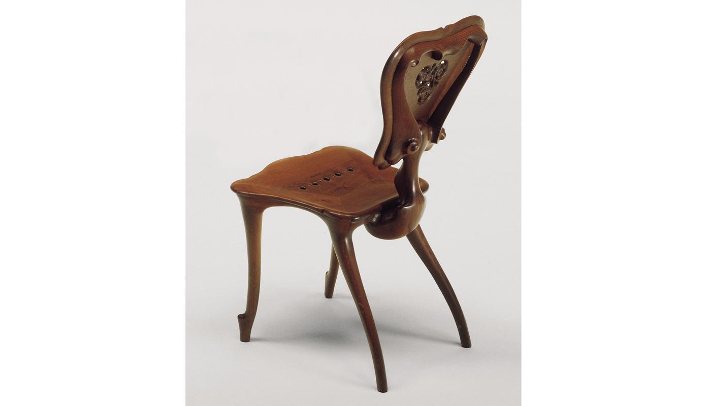 Calvet Chair