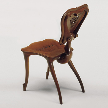 Calvet Chair