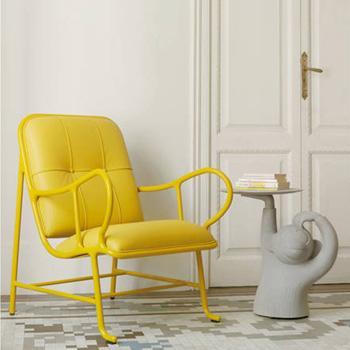 Gardenias Lounge Chair