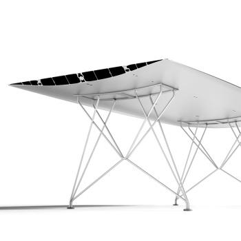Table B - Steel Legs