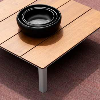 Able Coffee Table - Outdoor