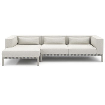 Able Sectional Sofa - Outdoor