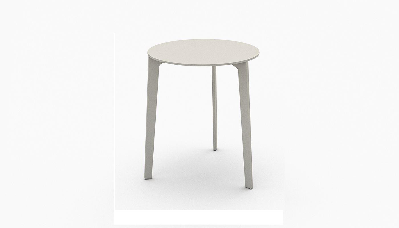 Able Side Table - Outdoor