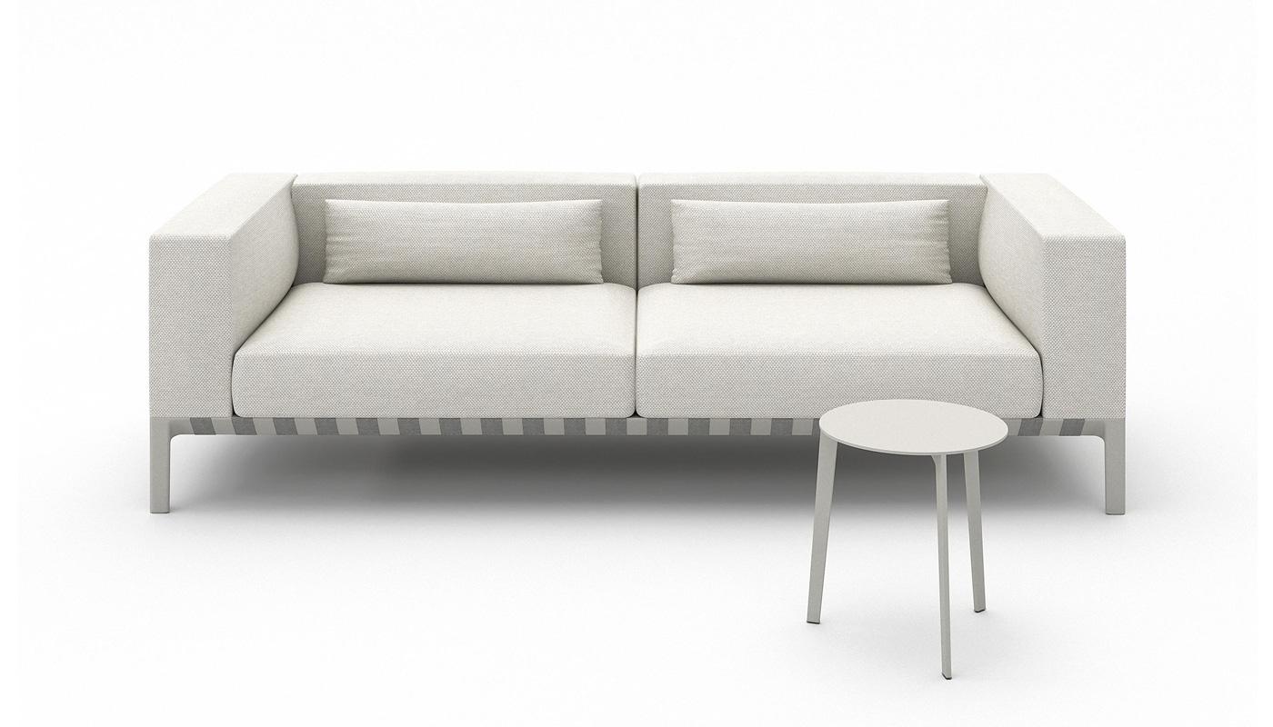 Able Sofa - Outdoor