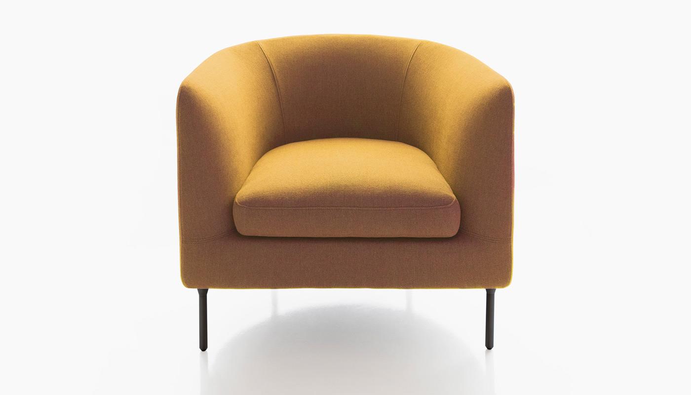 Delta Club Lounge Chair