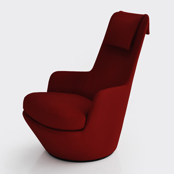 Hi Turn Lounge Chair