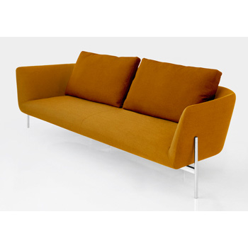 Loft Sofa - In Our Showroom