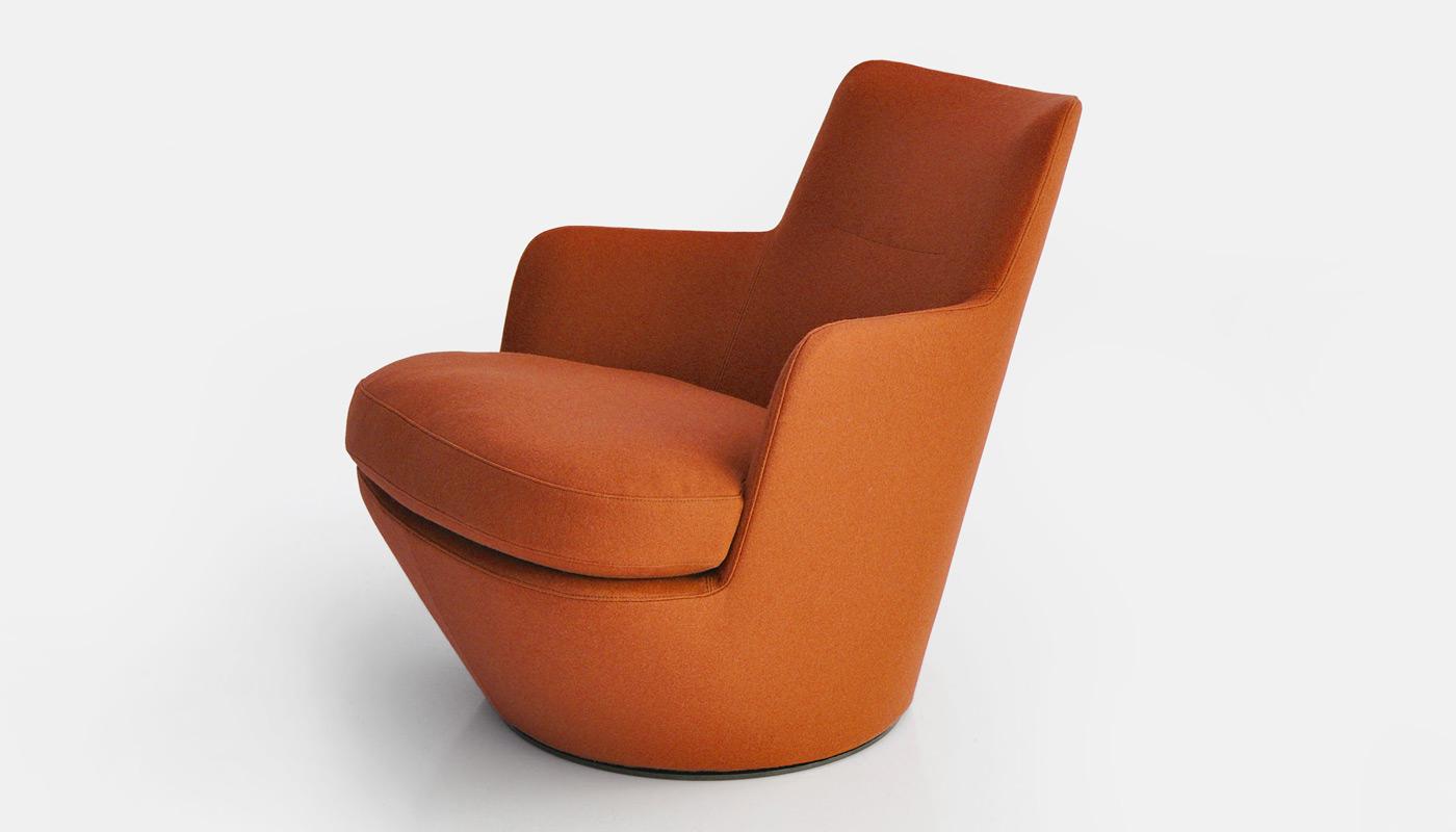Lo Turn Lounge Chair
