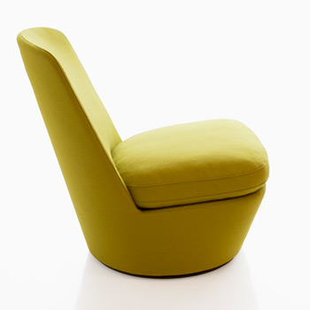 Pre Lounge Chair - In Our Showroom