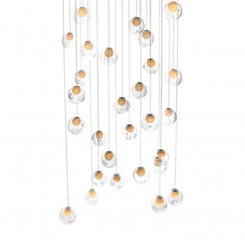 28.28c Copper Suspension Light