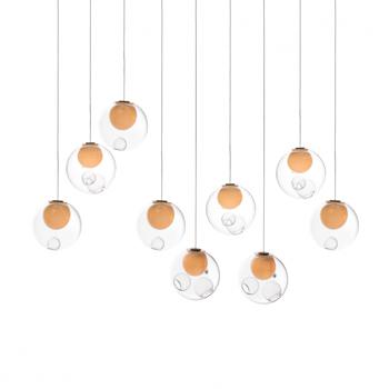 28.9 Linear Suspension Light