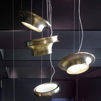 After Glow Suspension Light