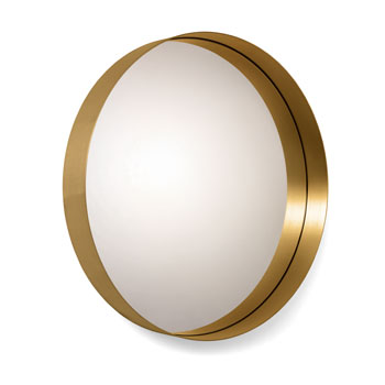 Cypris Mirror - Round