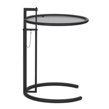 Adjustable Table E 1027 - Black