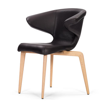 Munich Dining Chair with Arms