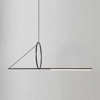 Cercle et Trait Suspension Light