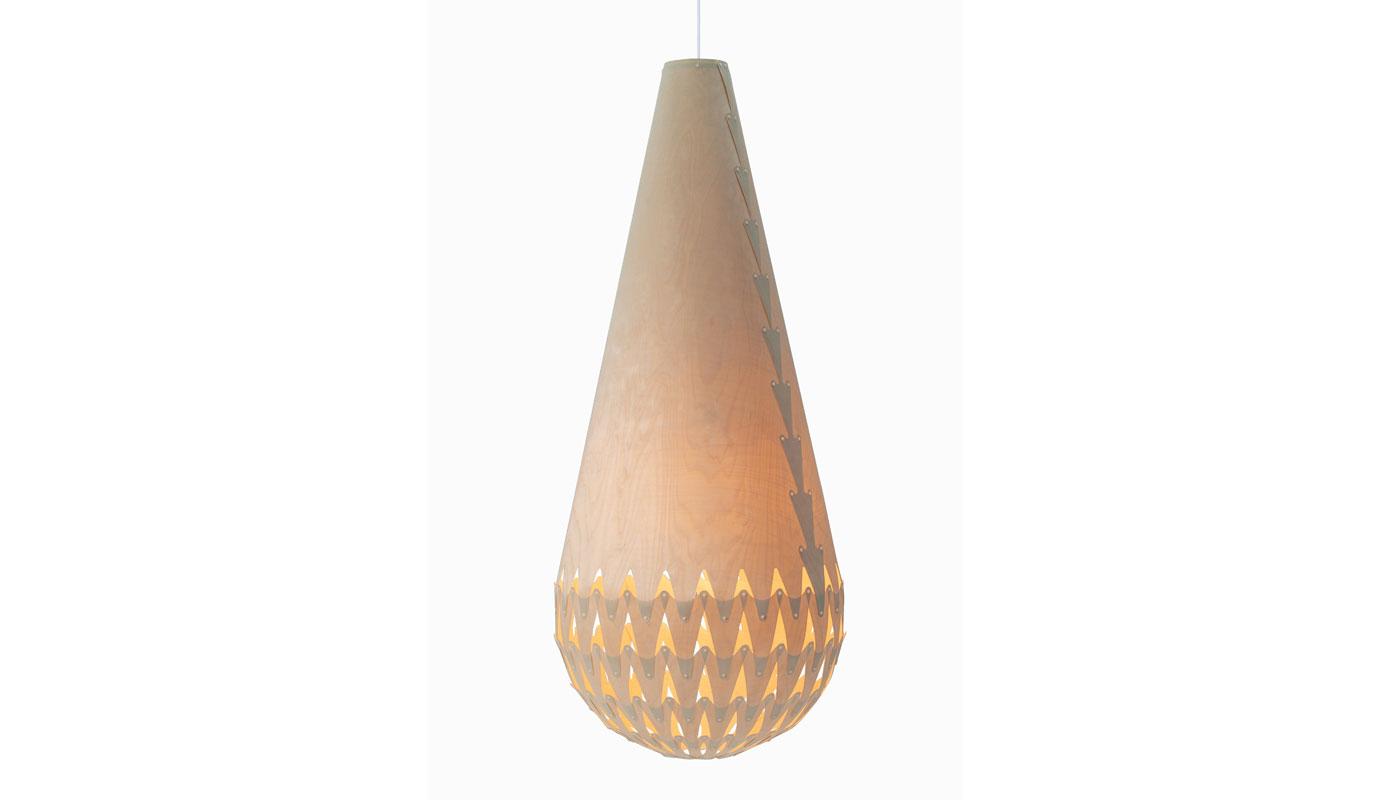 Basket of Light Leaf Suspension Light