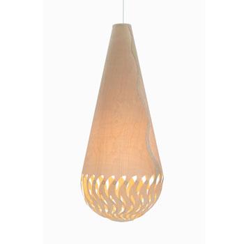 Basket of Light Wave Suspension Light