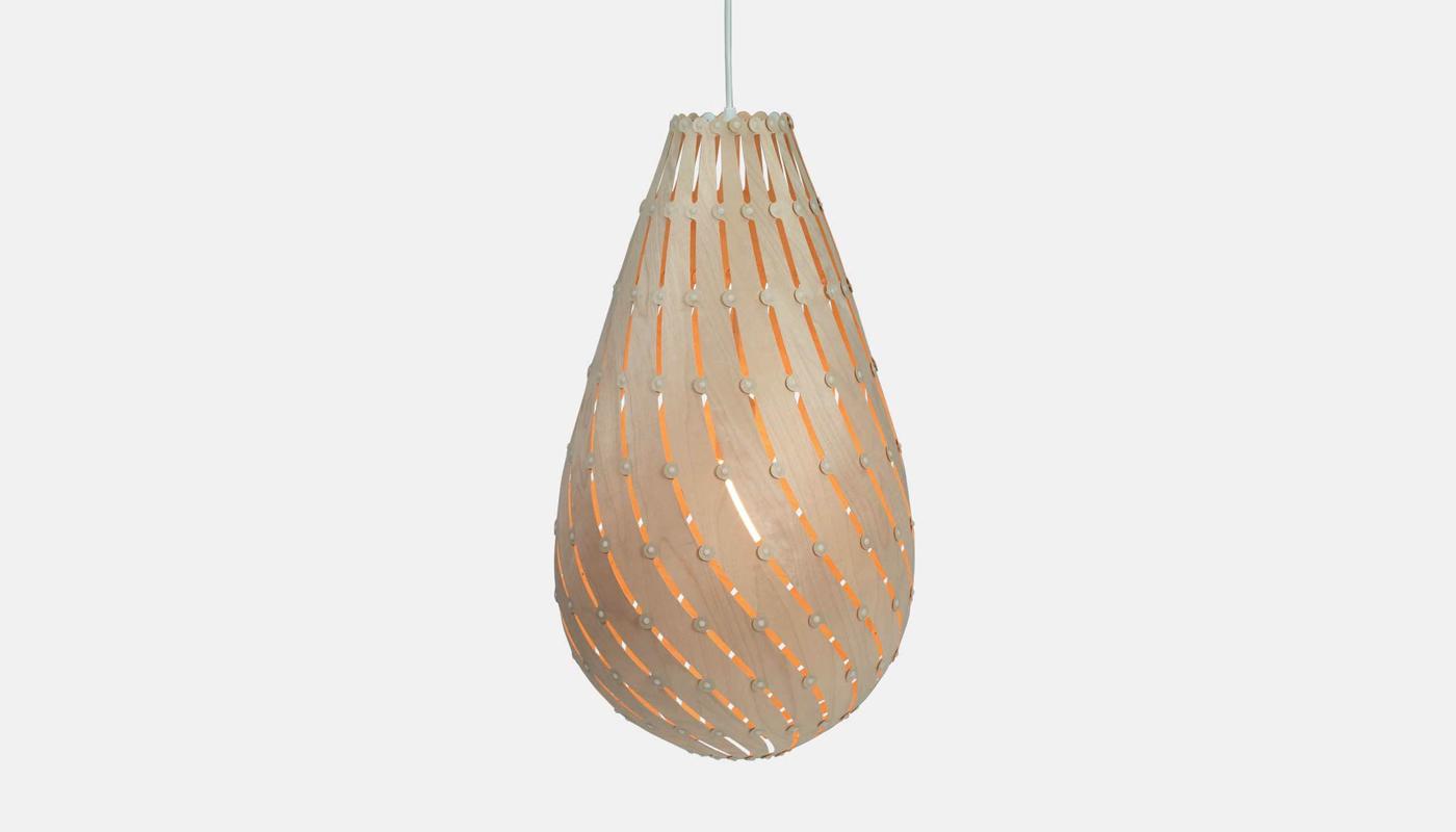 Ebb Drop Suspension Light