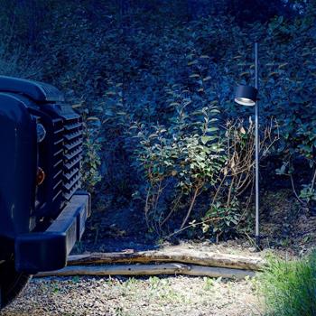 Bubka Outdoor Floor Lamp