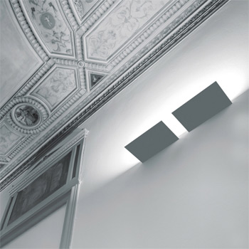 Foil Wall Light