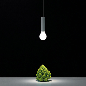 LED is More Suspension Light