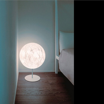 Moon F Floor Lamp