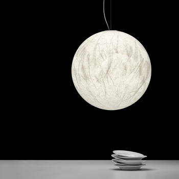 Moon Suspension Light