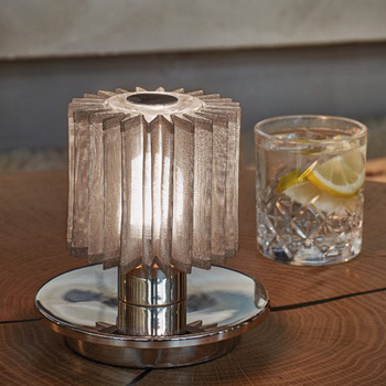 In the Sun Cordless Table Lamp