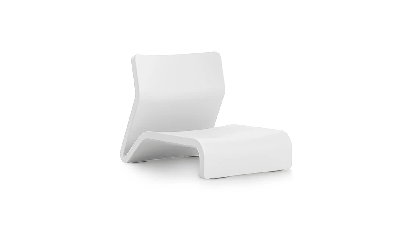 Clip Lounge Chair - Quickship