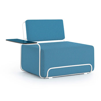 Lilly Lounge Chair with Arm
