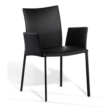 Nobile Soft X Dining Chair with Arms