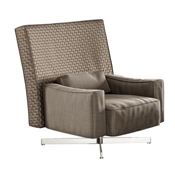 Cinemascope Lounge Chair