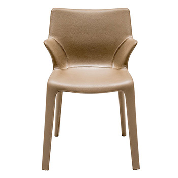 Lou Eat Dining Chair with Arms - Quickship