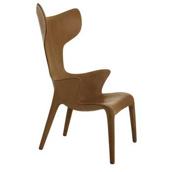 Lou Read Lounge Chair - Quickship