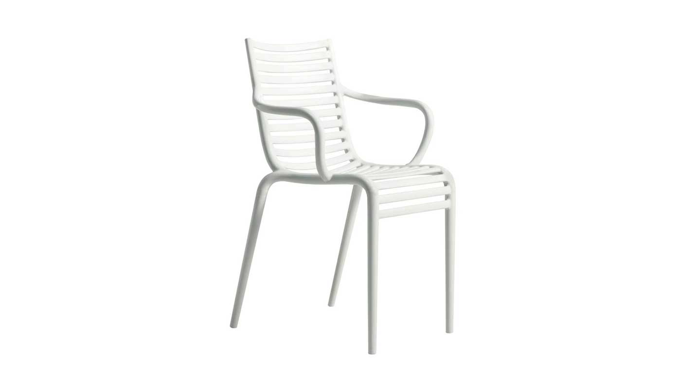 PIP-e Dining Chair with Arms - Set of 4 - Quickship