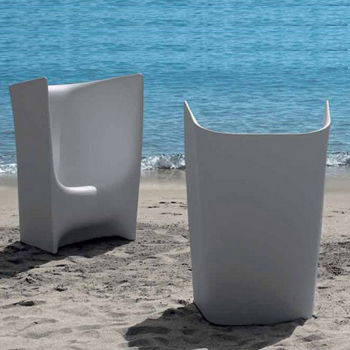 Plie Lounge Chair - Quickship