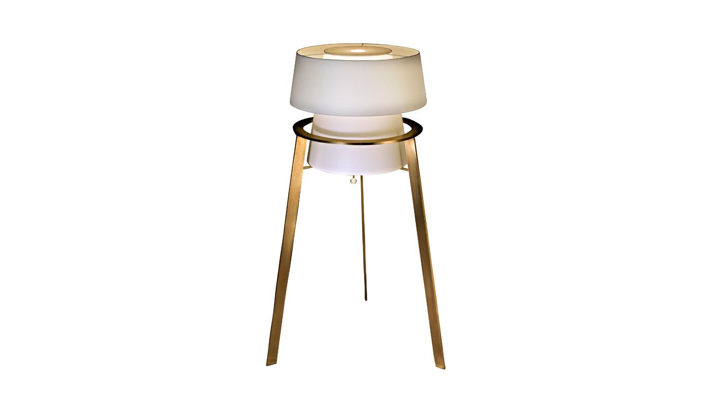 Knokke Floor Lamp