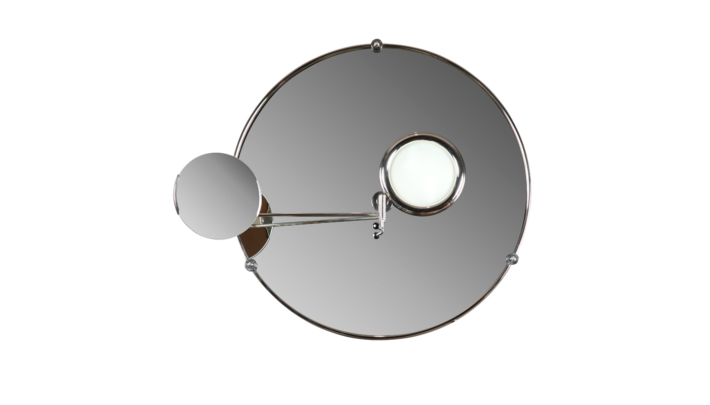 Satellite Mirror 1927