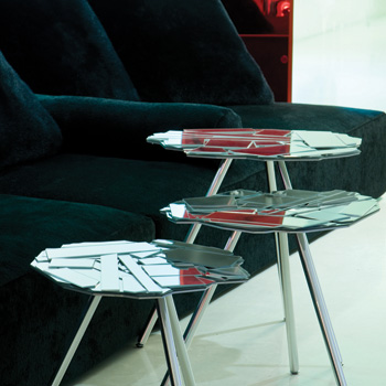 Brasilia Nesting Tables - Set of 3