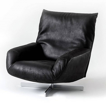 Chiara Lounge Chair - Quickship