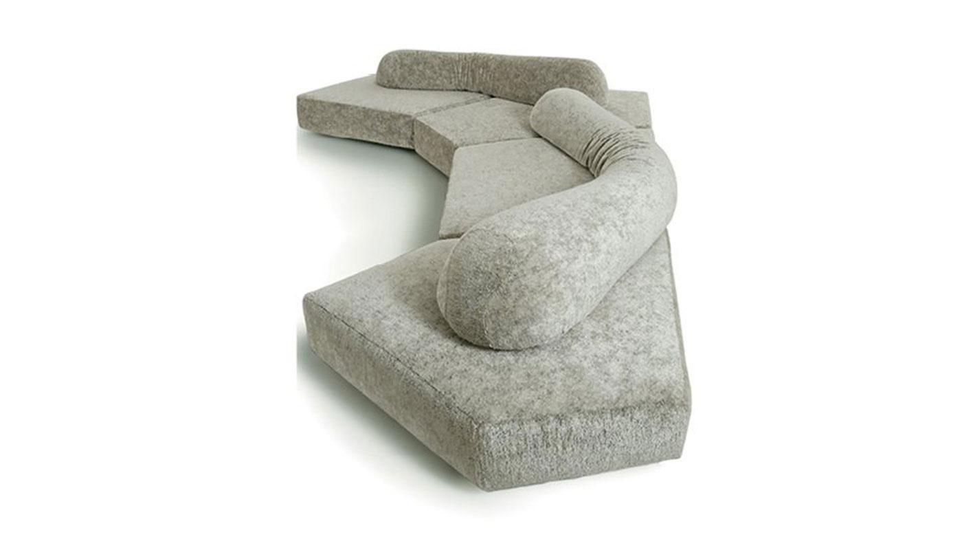 On the Rocks Sectional Sofa