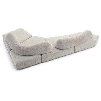 On the Rocks Sectional Sofa