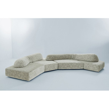 On the Rocks Sectional Sofa - Quickship