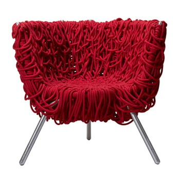 Vermelha Lounge Chair