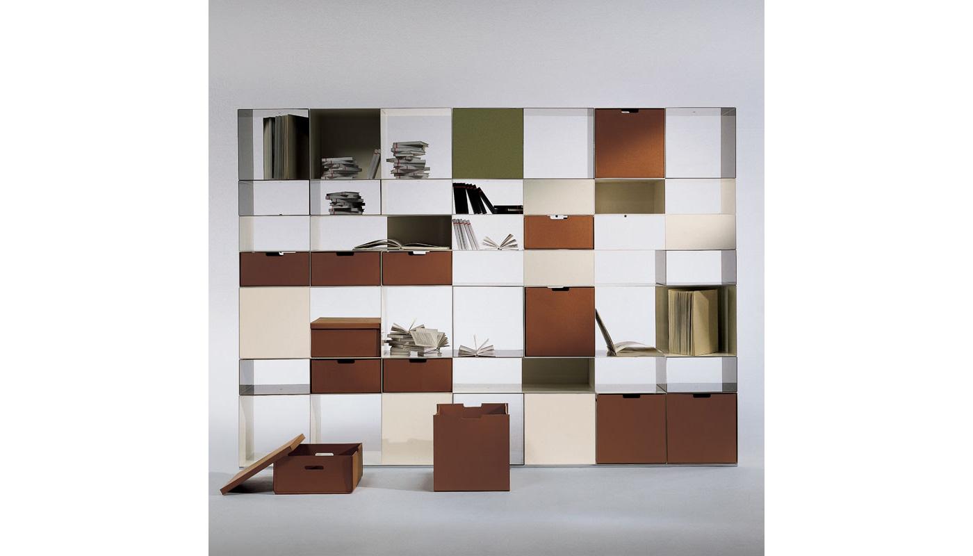 Infinity Bookshelves