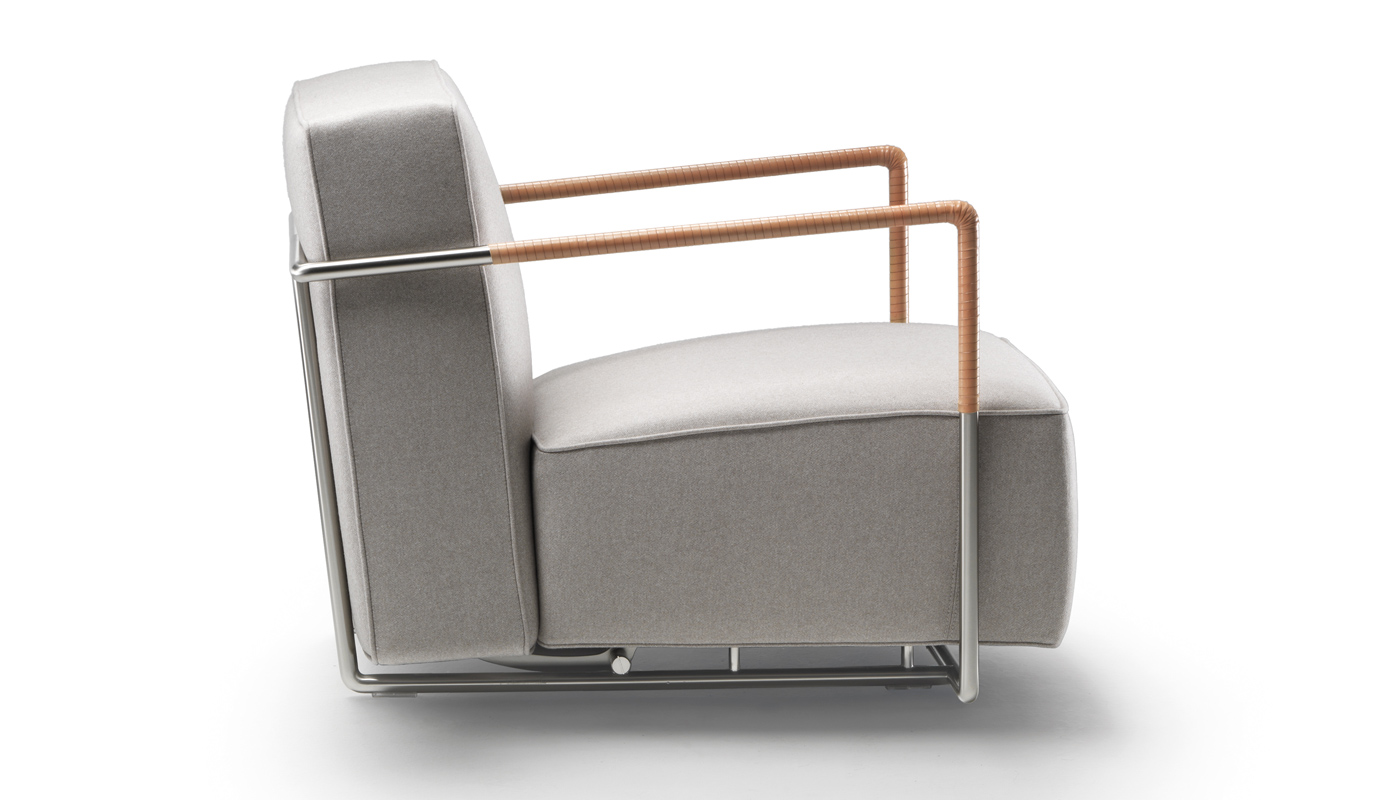 A.B.C. Lounge Chair