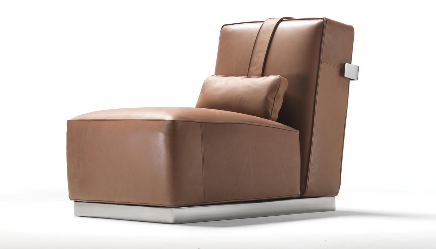 A.B.C.D. Lounge Chair
